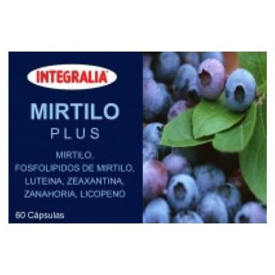 Mirtilo Plus de Integralia INTEGRALIA 141 Ojos, visión salud.bio