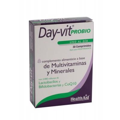 Day-Vit Probio de Health Aid Health Aid 801395 Ayudas aparato Digestivo salud.bio
