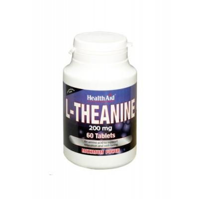 L-Teanina de Health Aid Health Aid 802103 Estados emocionales, ansiedad, estrés, depresión, relax salud.bio