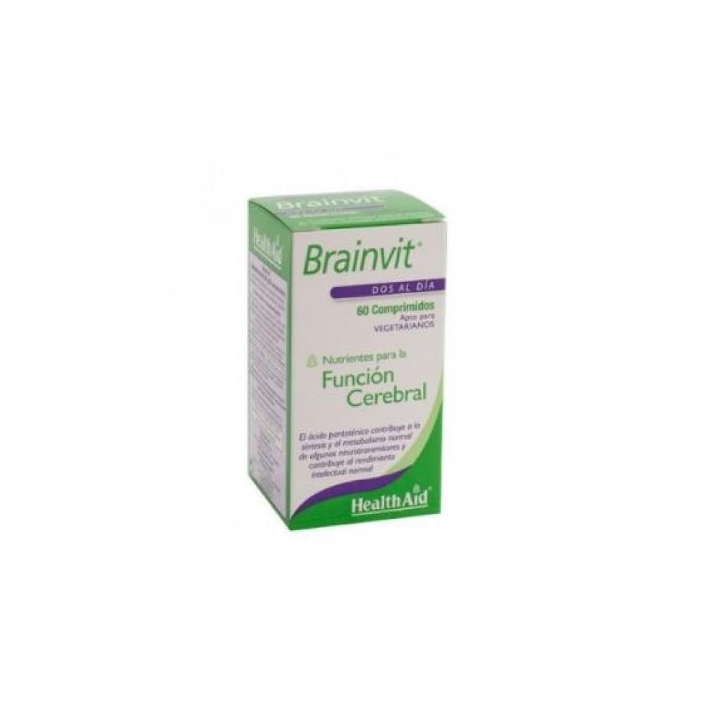 Brainvit de Health Aid Health Aid 803400 Vitaminas y Multinutrientes salud.bio