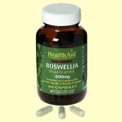 Boswelia de HealthAid Health Aid 804030 Complementos Alimenticios (Suplementos nutricionales) salud.bio