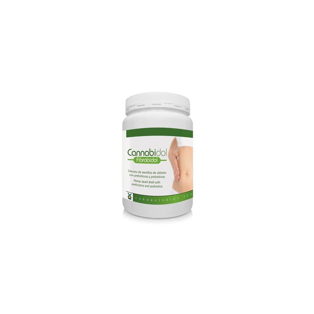 Fibrabidol 250gr CANNABIDOL cbd de TEGOR Tegor T30527 Ayudas aparato Digestivo salud.bio
