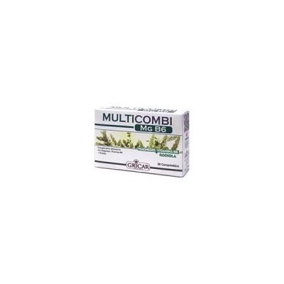 MultiCombi MG B6 de Herbofarm Herbofarm gri39754 Estados emocionales, ansiedad, estrés, depresión, relax salud.bio