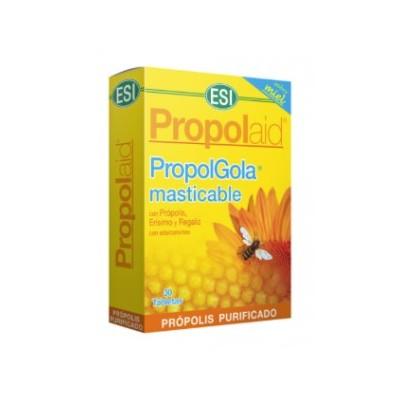 Propolaid Propolgola Miell de ESI ESI LABORATORIOS 21011201 Acción benéfica garganta y pecho salud.bio