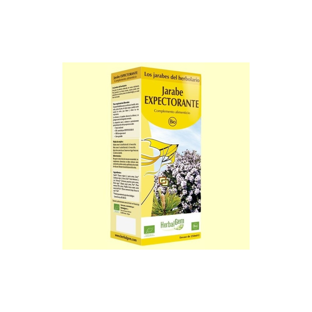 Herbalgem Jarabe Expectorante 150ml