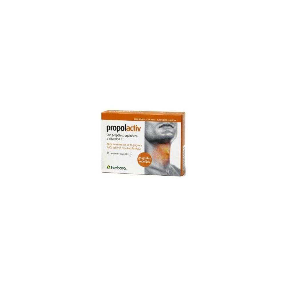 Propolactiv Plus Comprimidos Herbora 501004 Inicio salud.bio