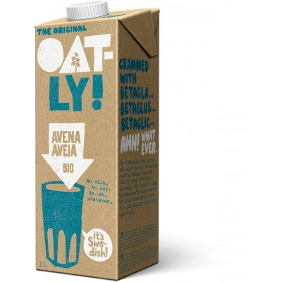 Bebida de Avena Original 1l. ECO Oatly