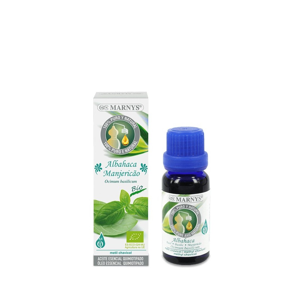 Aceite Esencial Quimiotipado de ALBAHACA DE MARNYS