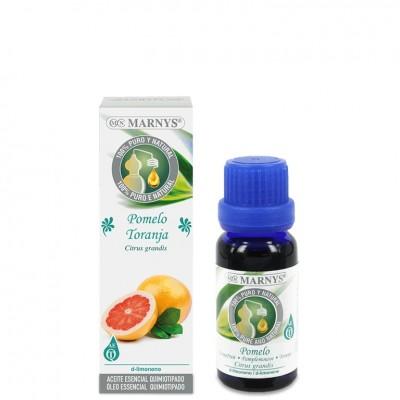 Aceite Esencial de Pomelo DE MARNYS Marnys AA021 Aceites esenciales uso interno salud.bio