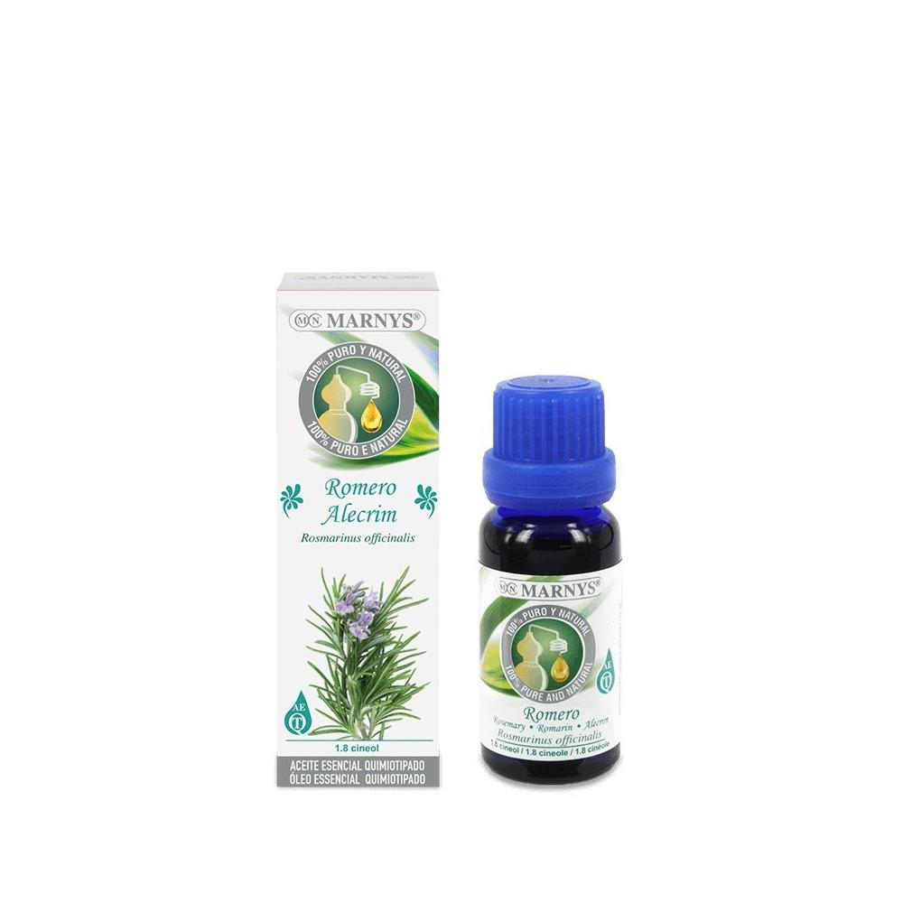 Aceite Esencial de Romero 15 ml de MARNYS Marnys AA022 Aceites esenciales uso interno salud.bio
