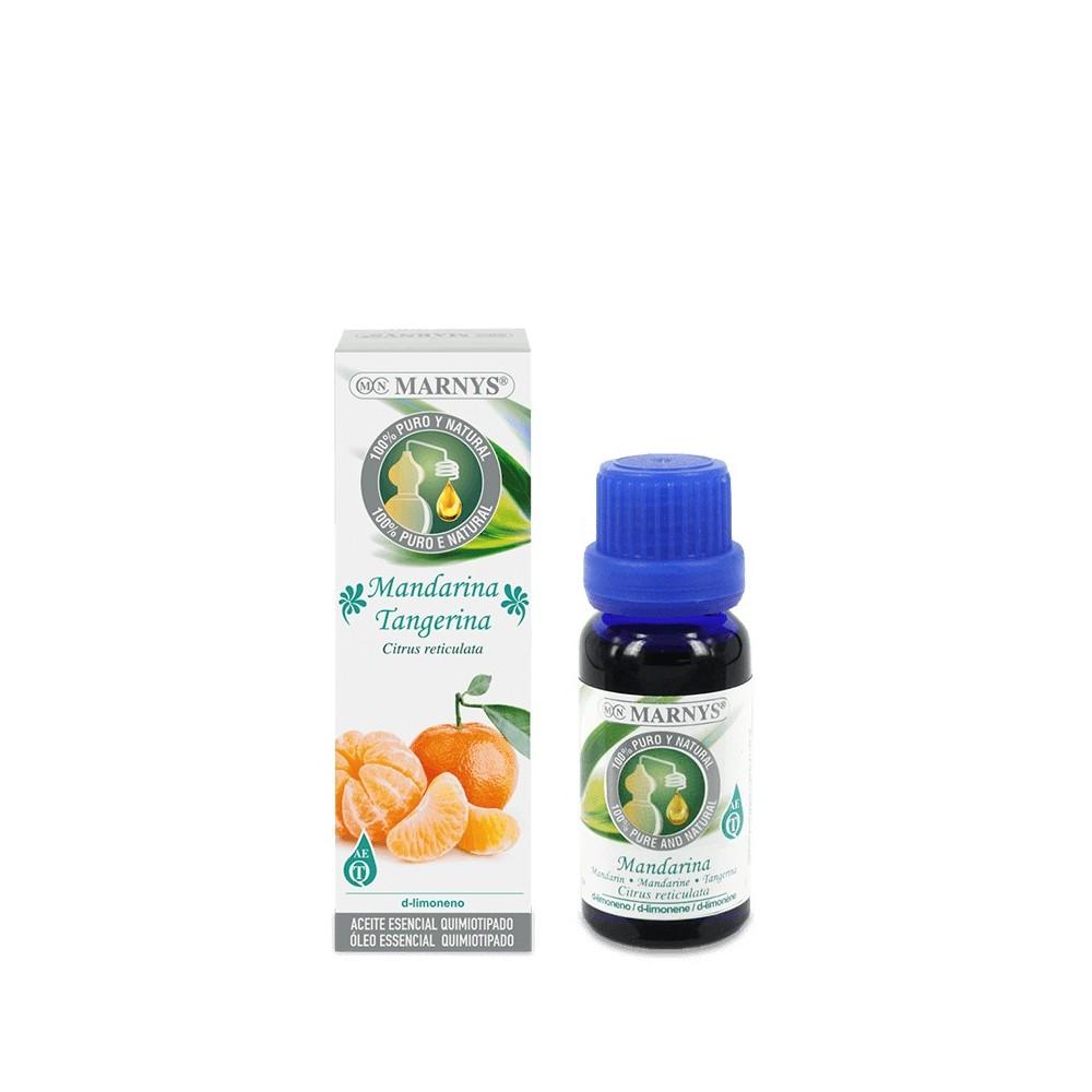 Aceite Esencial de Mandarina DE MARNYS Marnys AA015 Aceites esenciales uso interno salud.bio