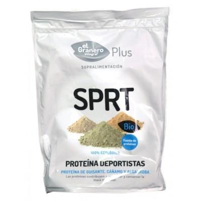 Deportistas bio El Granero Integral (Proteina cañamo, guisante y algarroba) El Granero  Super Alimentos salud.bio