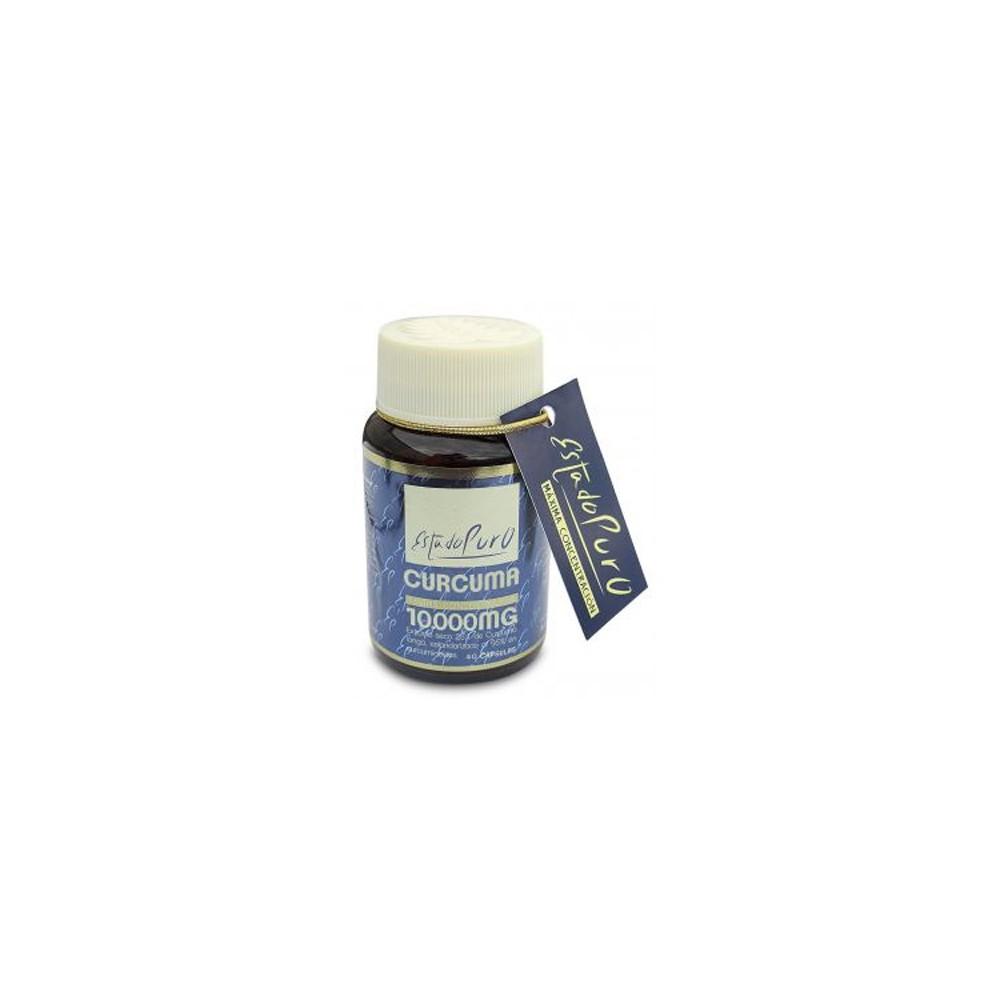 Cúrcuma 10000 mg Estado Puro de Tongil Tongil (Estado Puro)  Suplementos Naturales acción Analgesica, Antiinflamatoria, males...