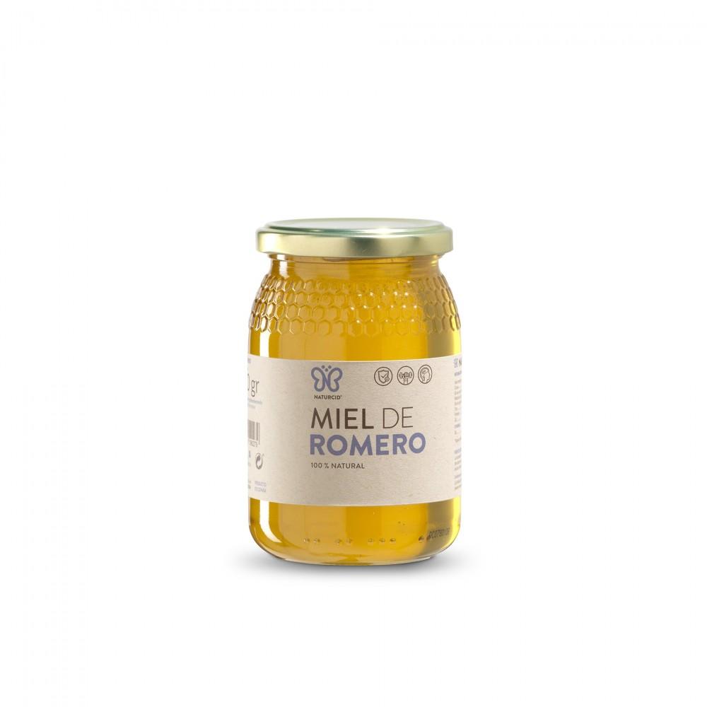 MIEL ROMERO 500 G NATURCID Naturcid S.L. 2670038279 Miel, Polen, Jalea Real, Propolis salud.bio