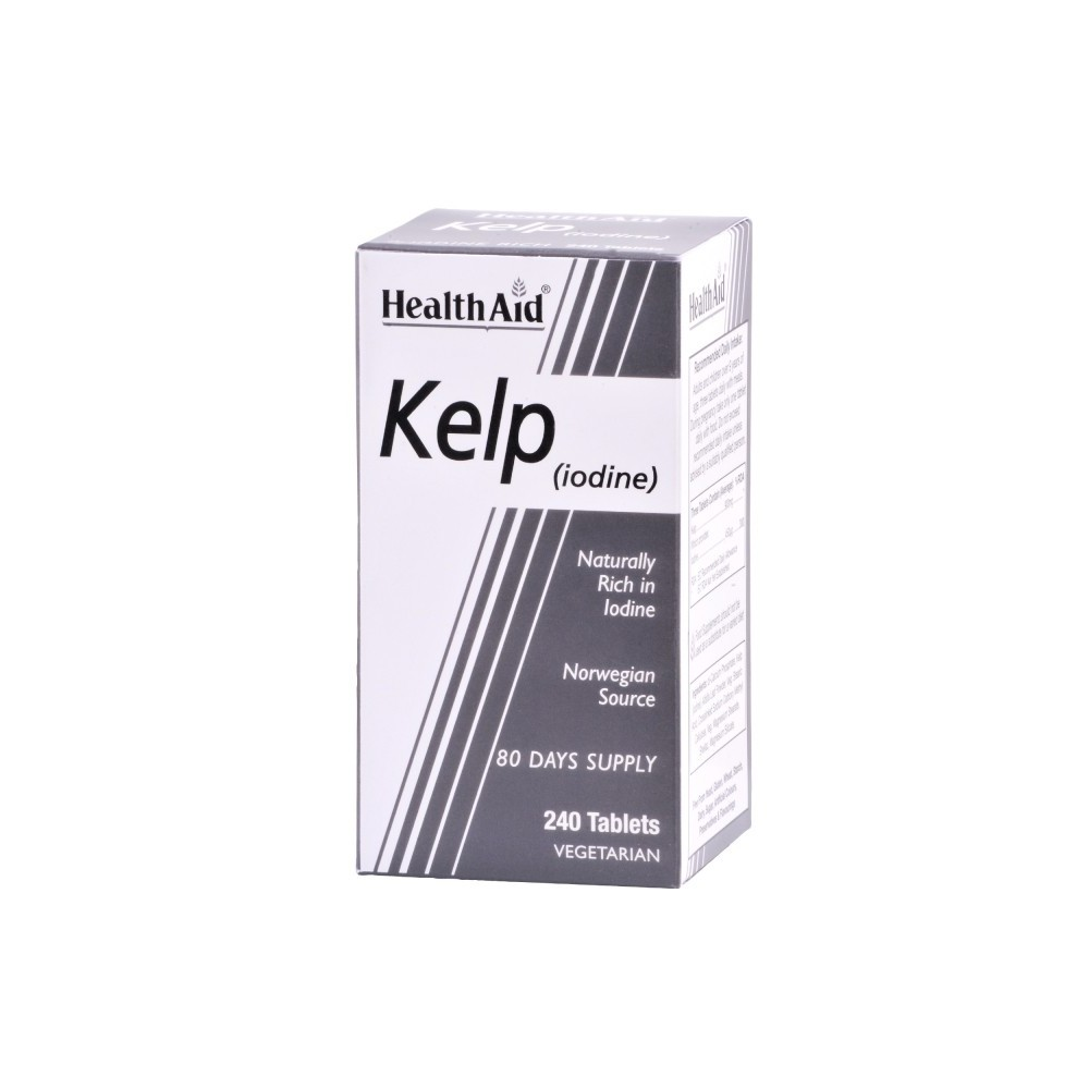 Kelp Noruego de Healh Aid