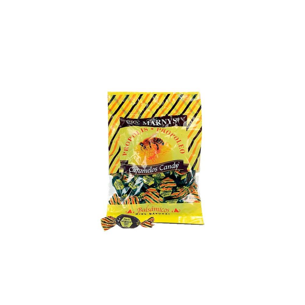 Caramelos de Propóleo con Miel Marnys  Caramelos salud.bio