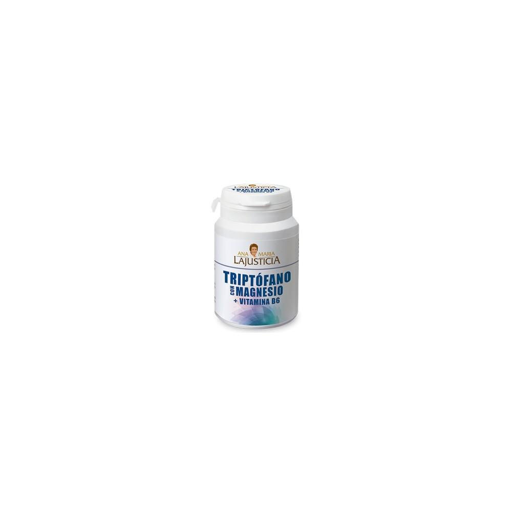 Triptófano con magnesio + vitamina B6 de Ana Maria la Justícia Ana Maria La Justicia 36956 Estados emocionales, ansiedad, es...