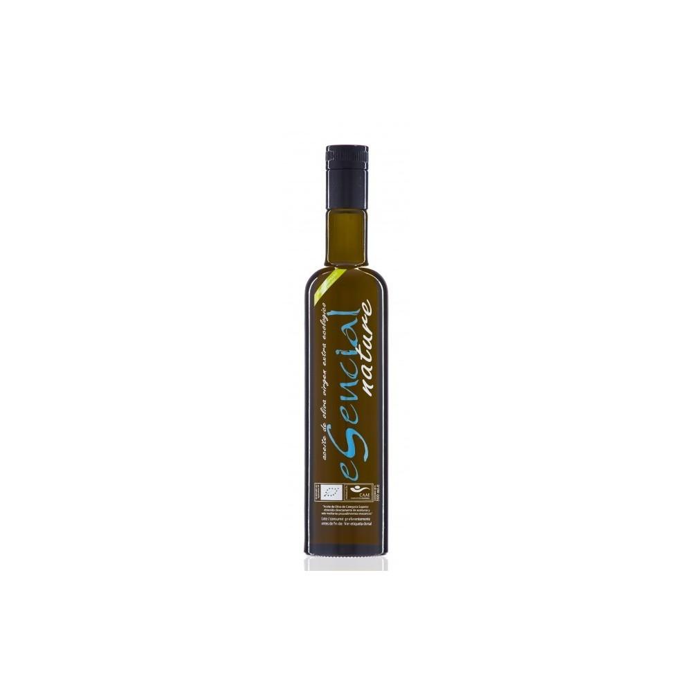 Aceite Oliva Virgen Extra BIO Picual deshuesadas 500ml