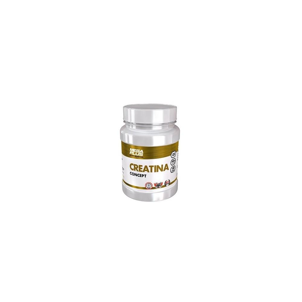 Creatina Concept 500g de MEGAPLUS Megaplus 142026 Suplementos Deportivos (Complementos Alimenticios) salud.bio