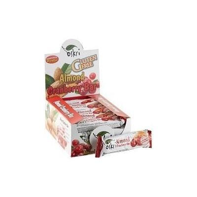 Barritas de Almendras con Arandanos ECO-SALIM INS 30394 Barritas Snack salud.bio