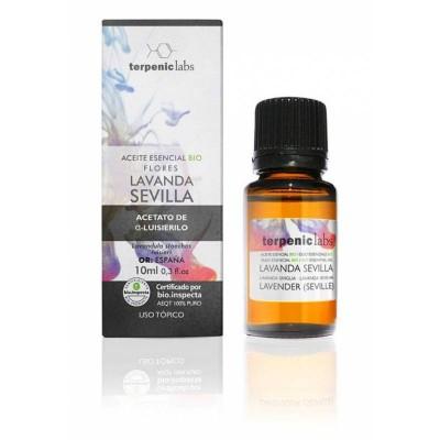 Aceite Esencial Lavanda Sevillana Terpenic Labs 2310002557 Acéites esenciales salud.bio
