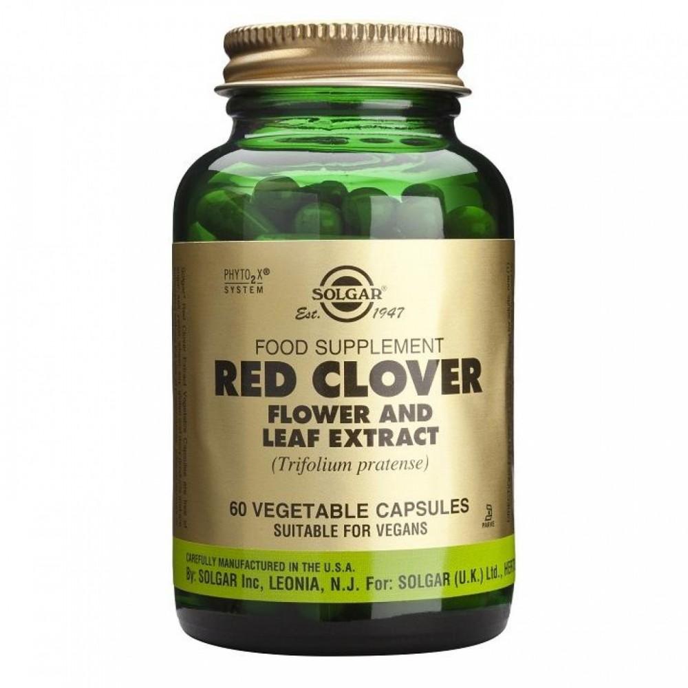 Trébol Rojo / Red Clover de Solgar SOLGAR 184142 Menopausia salud.bio