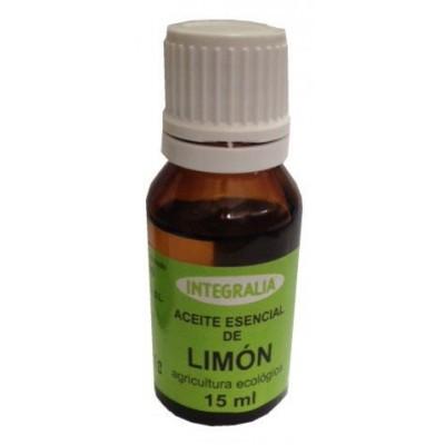 Aceite Esencial de Limón Eco de integralia INTEGRALIA  Acéites esenciales salud.bio