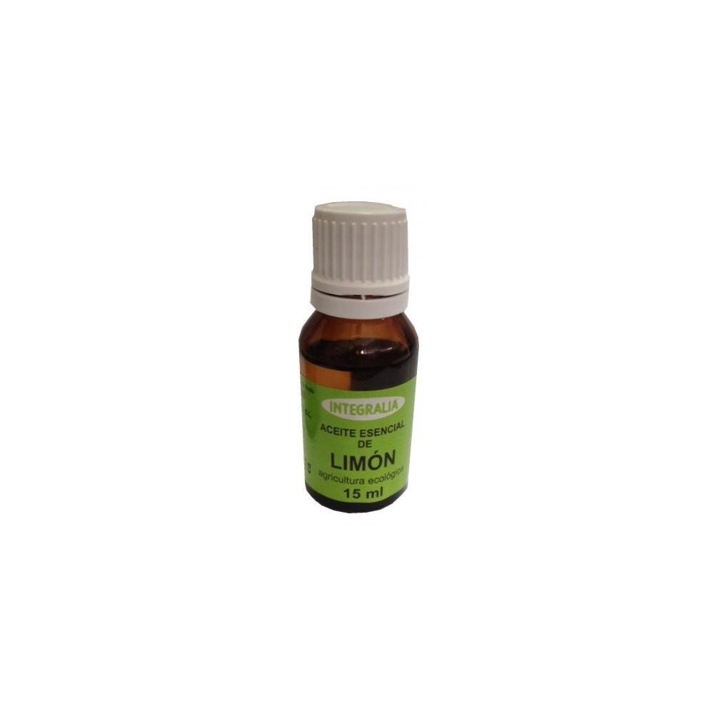 Aceite Esencial de Limón Eco INTEGRALIA 459 Acéites esenciales salud.bio