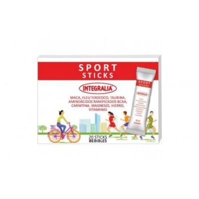 SPORT STICKS de INTEGRALIA INTEGRALIA 515 Complementos Alimenticios (Suplementos nutricionales) salud.bio