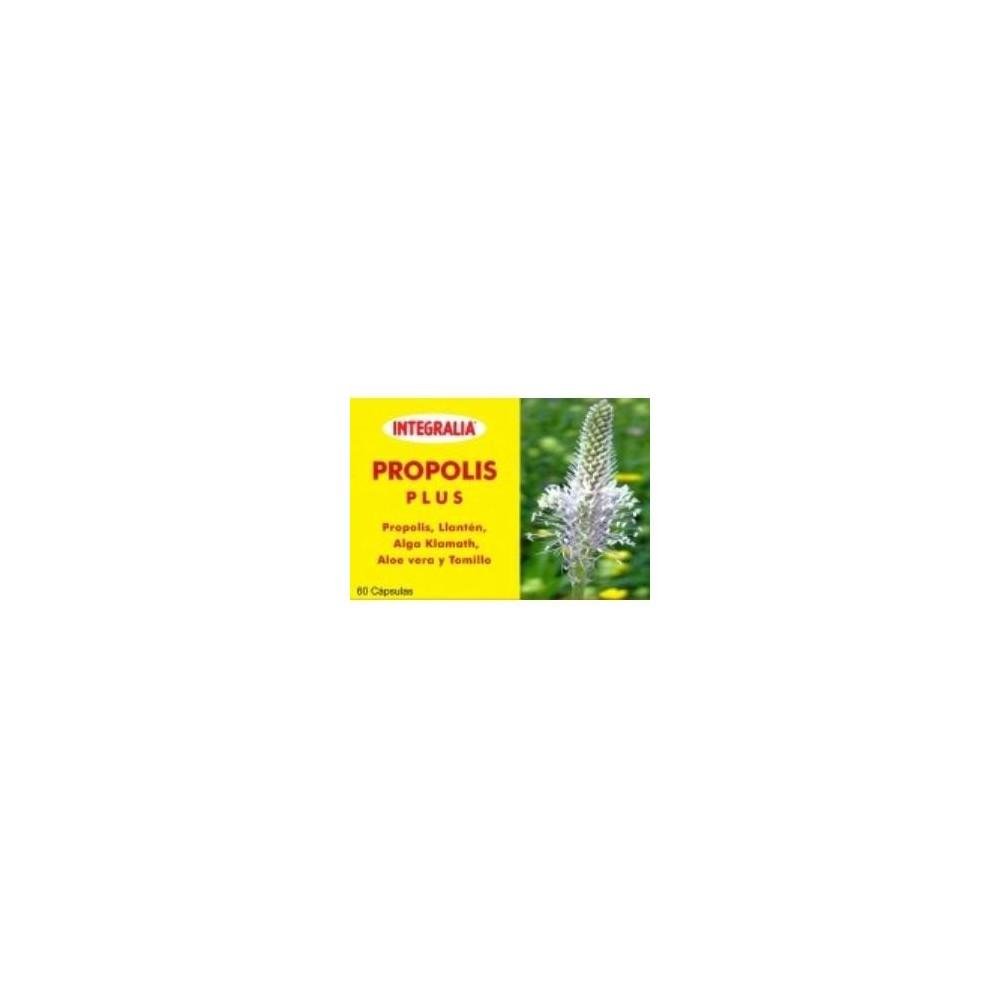 Propolis Plus de Integralia INTEGRALIA 256 Sistema inmunitario salud.bio