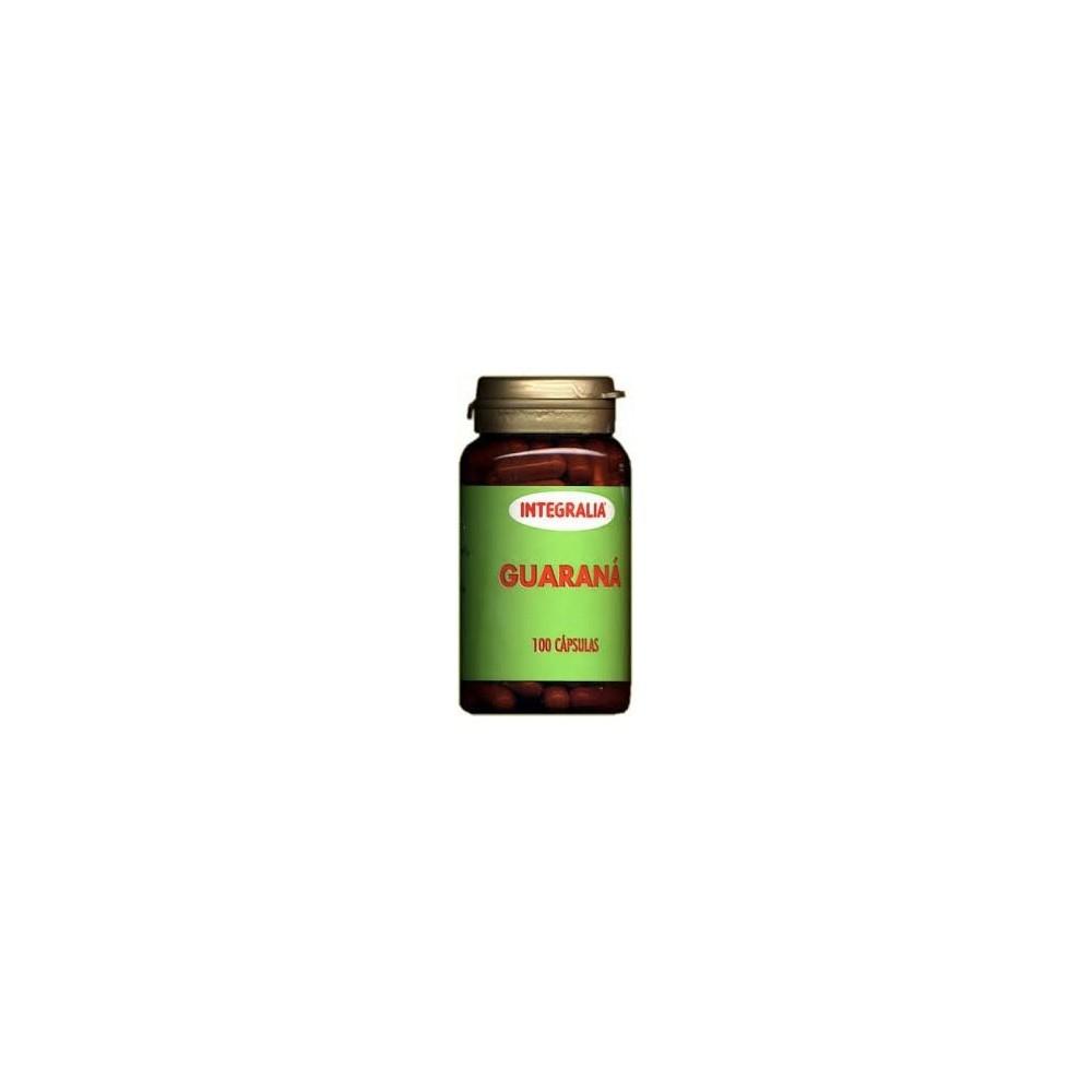 Guarana de Integralia INTEGRALIA 121 Cansancio, fatiga, astenia primaveral salud.bio