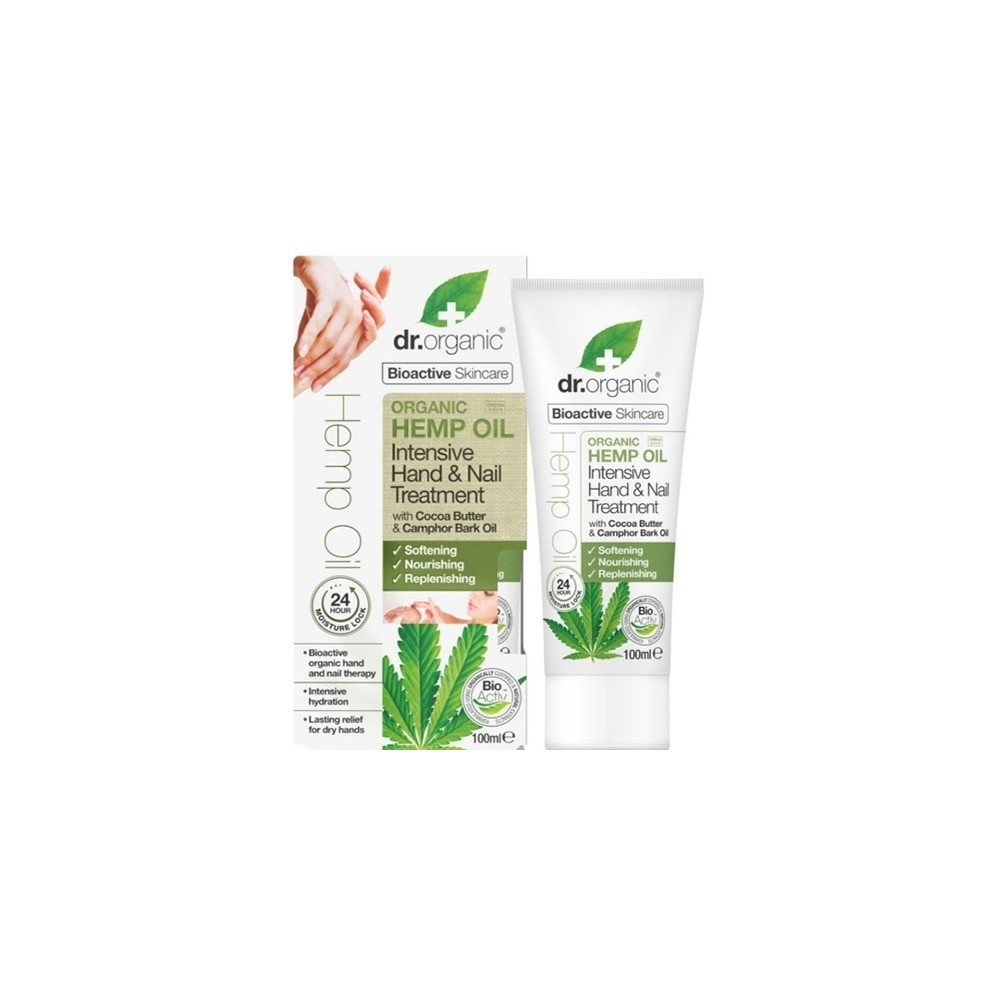 Oil Intensive Hand & Nail Treatment (Organic Help) de Dr Organic