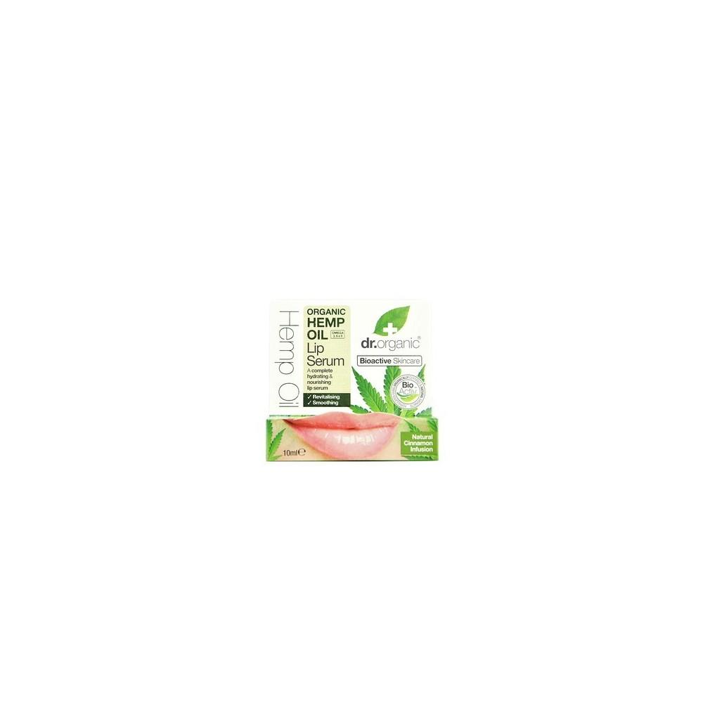 Serum Labial (Oil Hemp) de Dr Organic