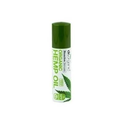 Balsamo labial de Aceite de Cañamo  Dr Organic