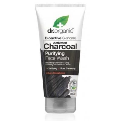 Limpiador Facial de Carbon Activo de Dr Organicr Organic