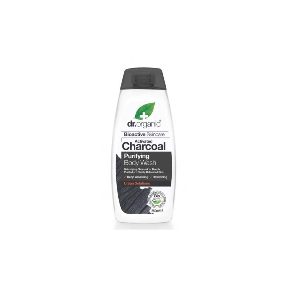 Gel de Ducha de Carbon Activo Dr Organic Doctor Organic DR00548 Inicio salud.bio