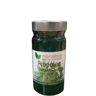 Propoleo/Propolis - CONCENTRA MAX de MANABIOS Manabios 111200 Plantas Medicinales salud.bio