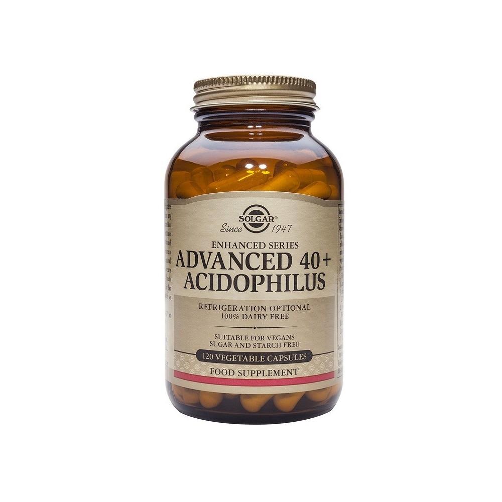 Advanced 40+ Acidophilus de solgar