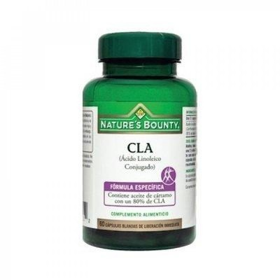 CLA (Ácido Linoléico Conjugado)  Nature´s Bounty