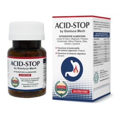 Acid-Stop by Gianluca Mech GIANLUCA MECH HFI30C1301 Ayudas aparato Digestivo salud.bio