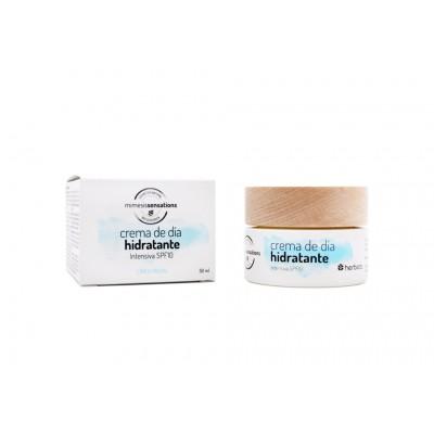 Crema de día hidratante intensiva SPF 10 Herbora h11102 Cosmética Natural salud.bio