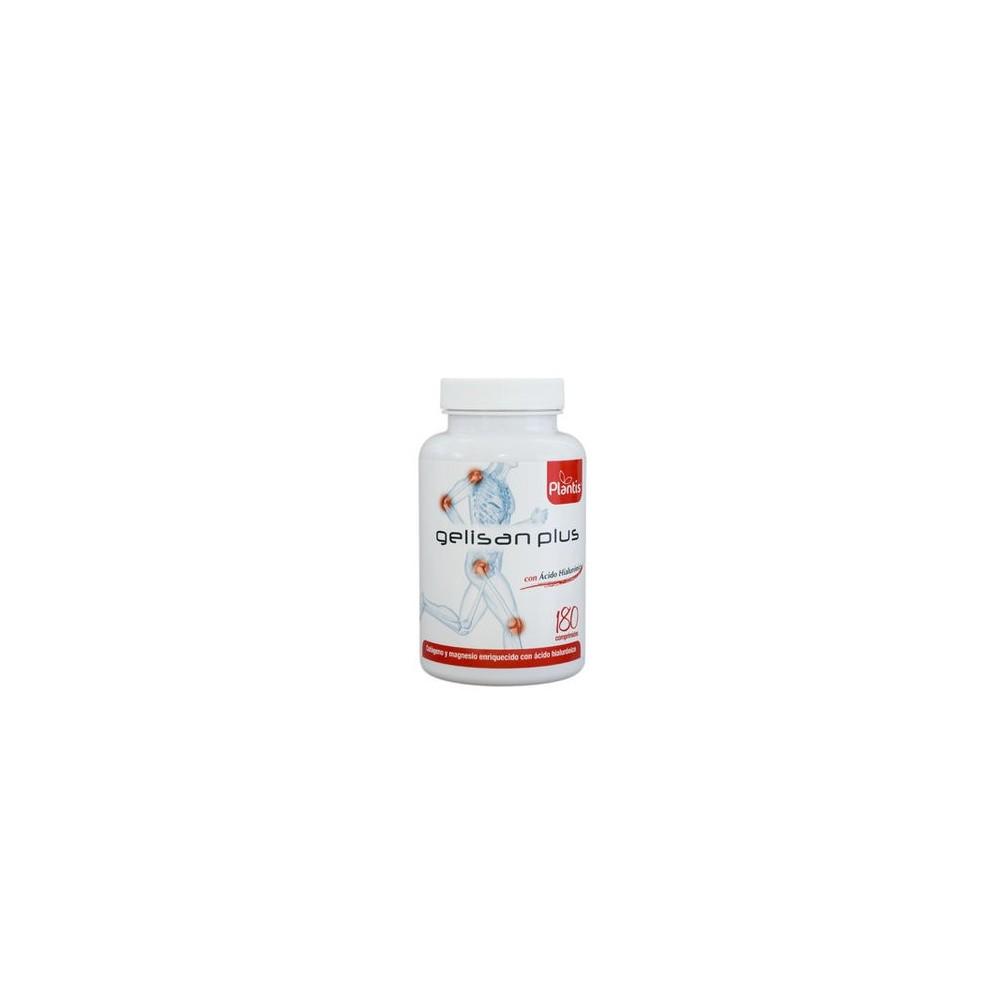 Gelisan PLUS en comprimidos de Plantis Artesania Agricola, S.A.  Articulaciones, Huesos, Tendones y Musculos, componen el Apa...