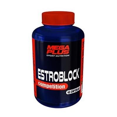 ESTROBLOCK Competition Megaplus 169015 Suplementos Deportivos (Complementos Alimenticios) salud.bio