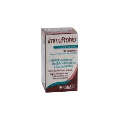 ImmuProbio (50.000 millones) de HealthAid Health Aid 802330 Ayudas aparato Digestivo salud.bio