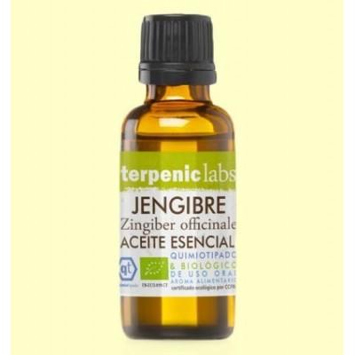 Jengibre Aceite Esencial Bio 30Ml. - Terpenic Labs