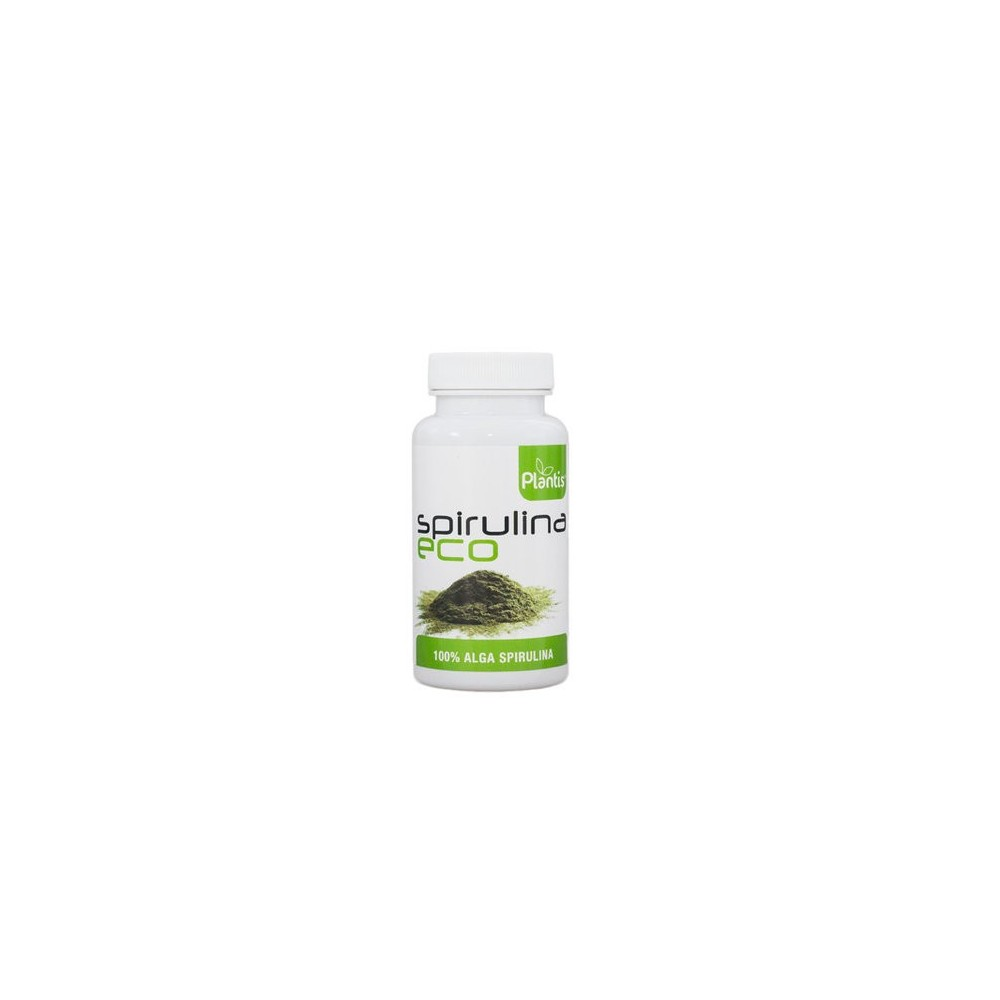 Spirulina Eco de Plantis Artesania Agricola, S.A. 080161 Complementos Alimenticios (Suplementos nutricionales) salud.bio