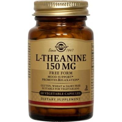 L-Teanina 150mg 30 cápsulas SOLGAR 012731 Inicio salud.bio