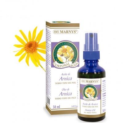 Aceite de Árnica de Marnys 50 ml Marnys AP214 Uso tópico salud.bio