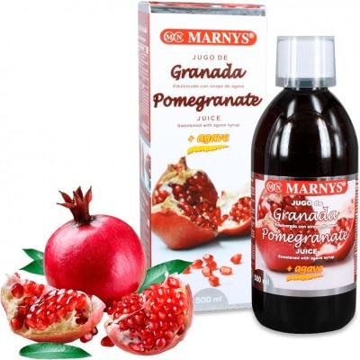 Jugo de Granada de Marnys Marnys MN652 Zumos salud.bio