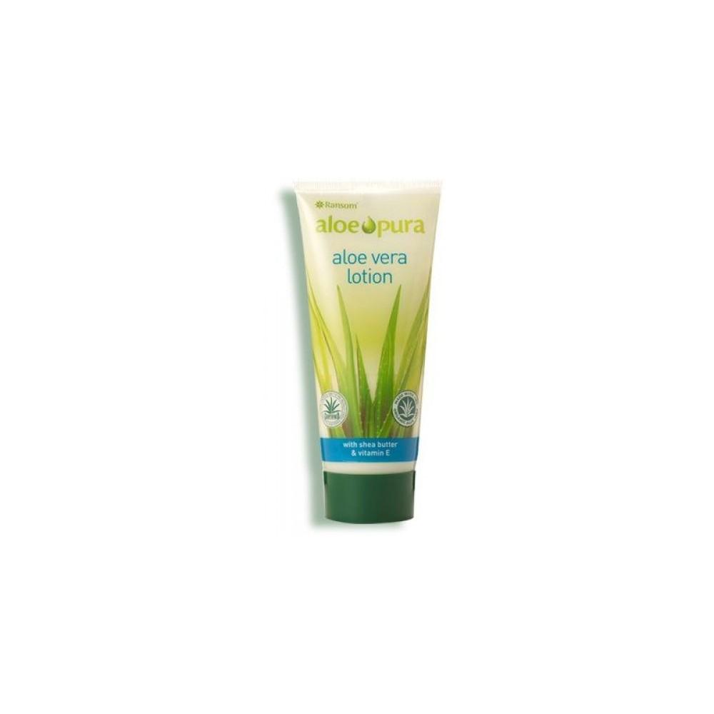 Loción corporal aloe vera 200 ml de Aloe Pura Laboratorios Aloe pura laboratories 7914 Cosmética Natural salud.bio